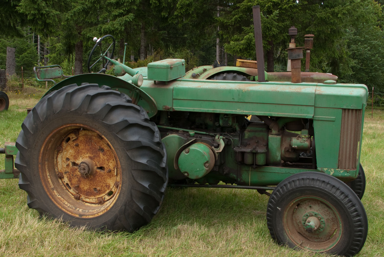 Alfa img - Showing > Antique John Deere Farm Tractors