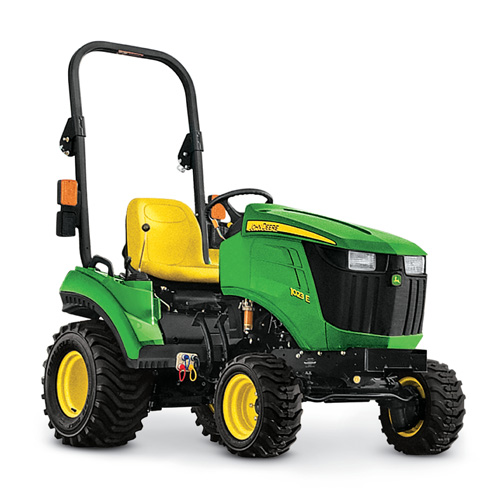 John Deere 1023E 22-HP Sub Compact Utility Tractor - AG-POWER