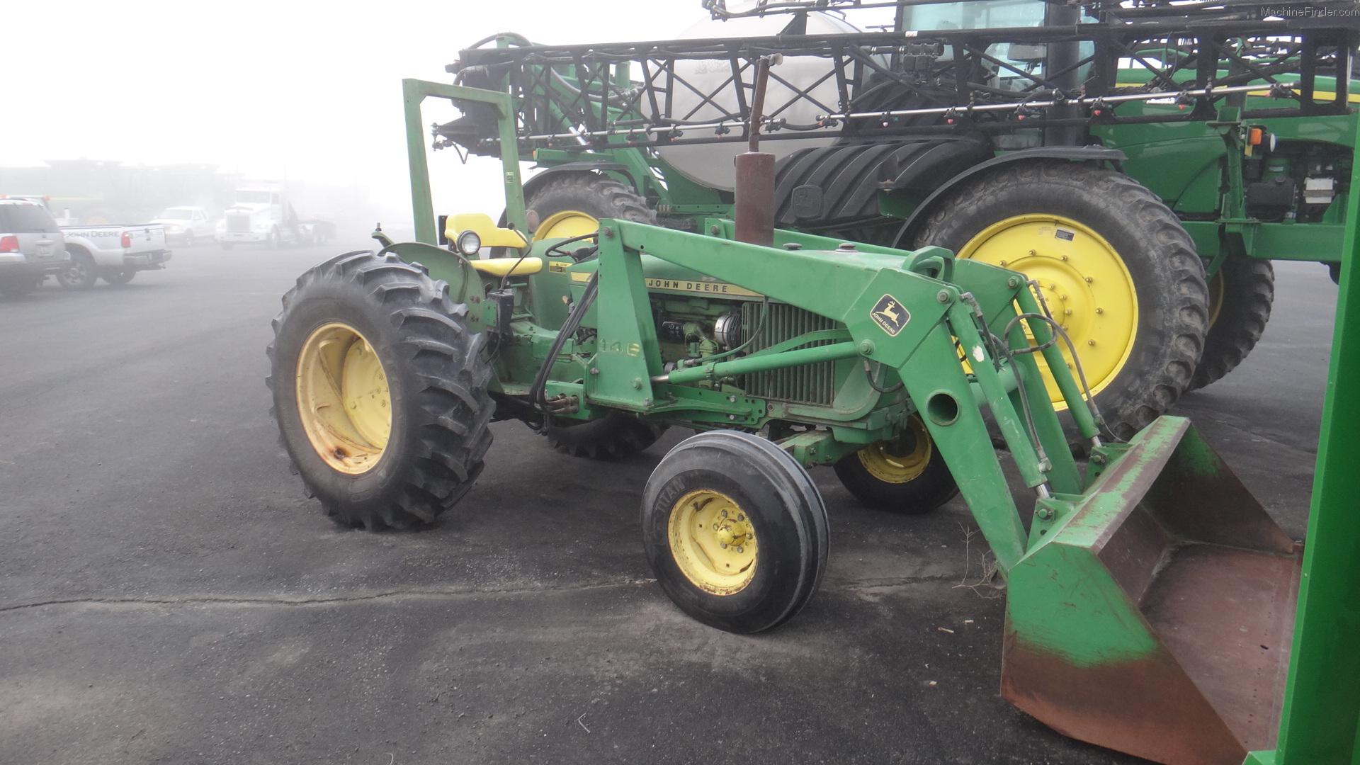 John Deere 2630 & Loader Tractors - Utility (40-100hp ...
