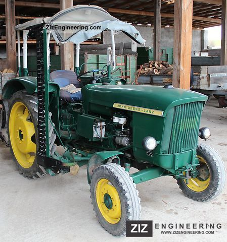 John Deere 310 1965 Agricultural Tractor Photo and Specs
