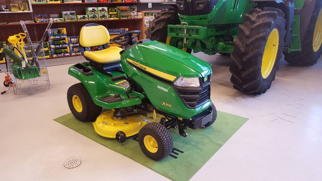Used John Deere X 310 lawn mowers Year: 2015 Price: $4,351 ...