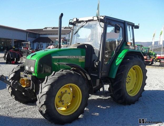 John Deere 3300 - 4wd tractors - John Deere - Machine ...