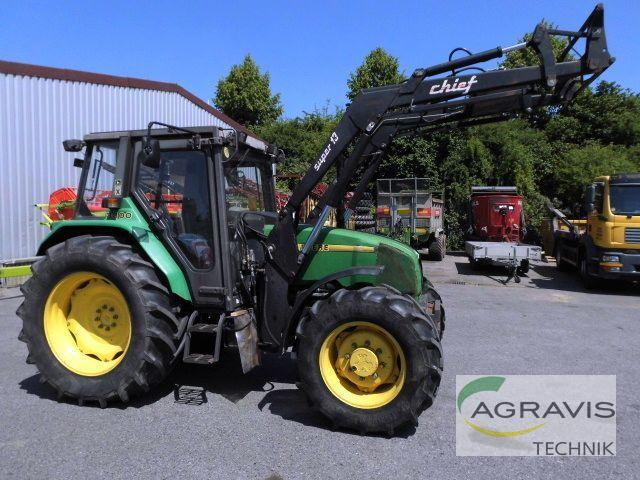 John Deere 3300 X wheel tractor from Germany for sale at ...