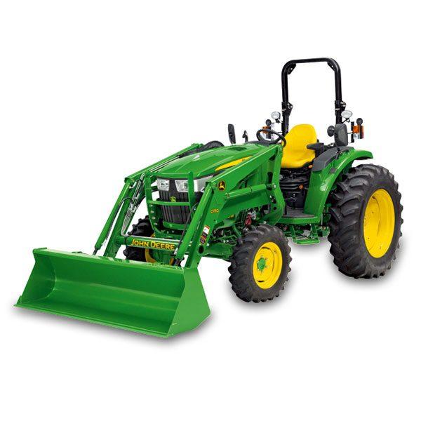 John Deere 4 Series Compact Utility Tractors - Godfreys