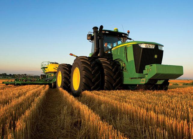 John Deere 9560R Tractor 9R/9RT Series Four Wheel Drive ...