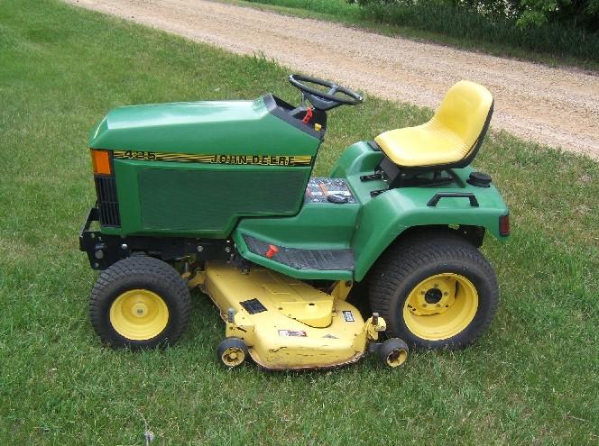 Which Model Garden Tractor 425 John Deere – Garden Tractor ...