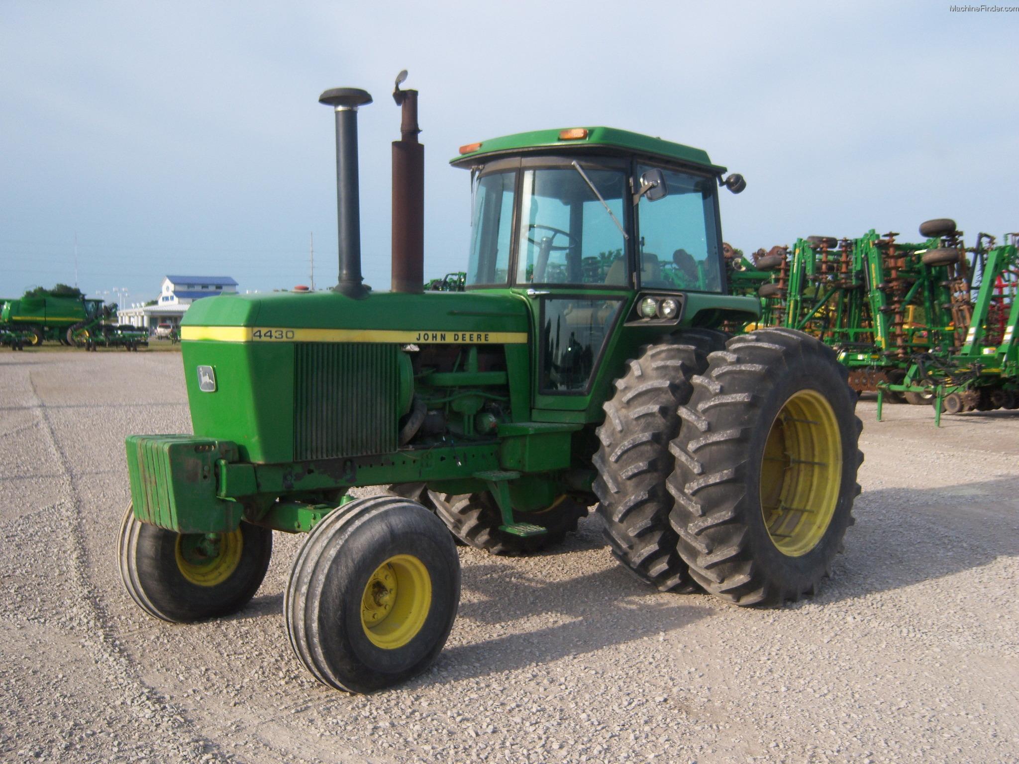 1977 John Deere 4430 Tractors - Row Crop (+100hp) - John ...