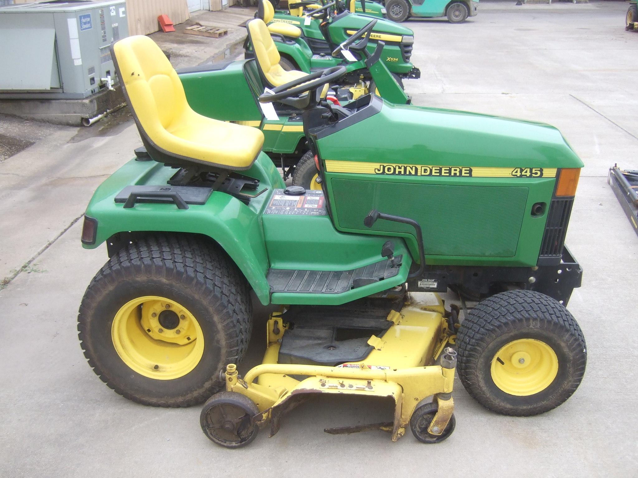 John Deere 445 Lawn & Garden Tractors for Sale | [49479]