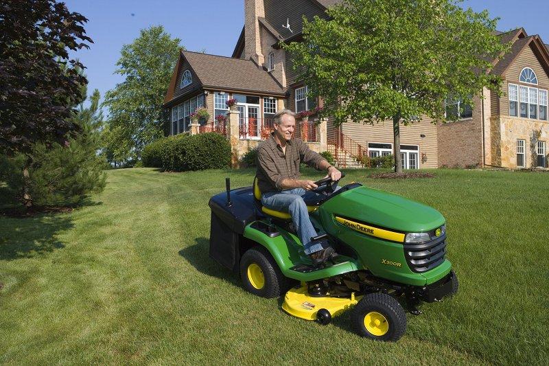 The Handyguys Discuss John Deere Residential Lawn Tractors