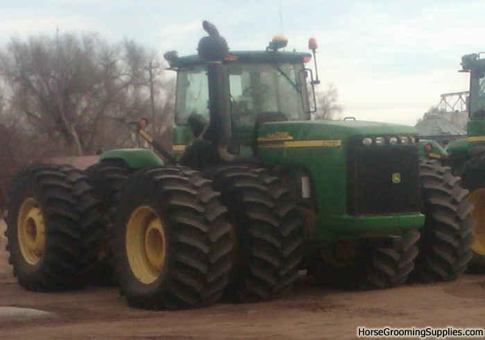 John Deere 9630 4wd 500hp Tractor