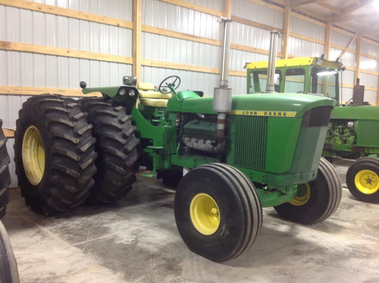 BangShift.com This John Deere 5020 was converted to a ...