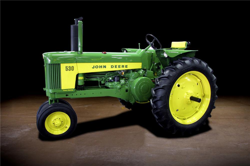 1960 JOHN DEERE 530 TRACTOR - 81747