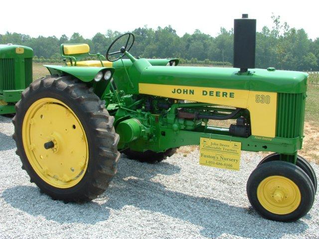 1958 John Deere 530