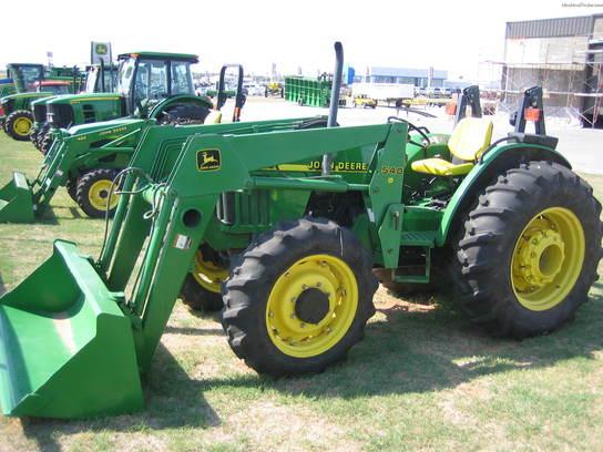 2000 John Deere 5310 Tractors - Utility (40-100hp) - John ...