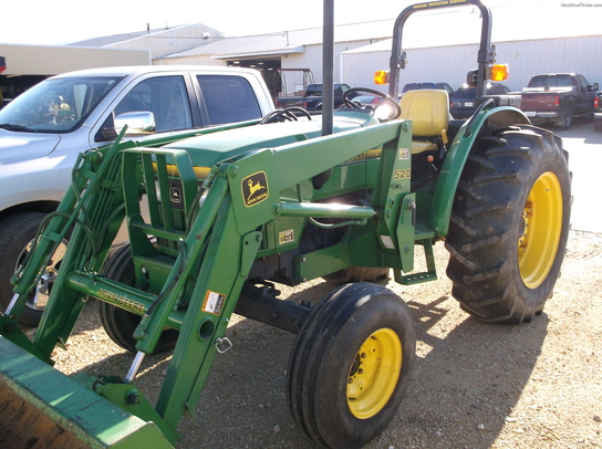 1994 John Deere 5400 Tractors - Utility (40-100hp) - John ...