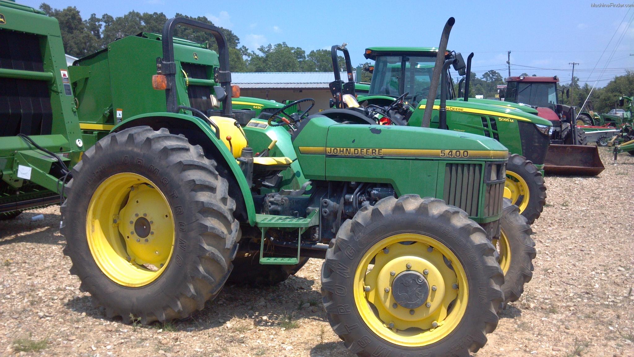 1995 John Deere 5400 Tractors - Utility (40-100hp) - John ...
