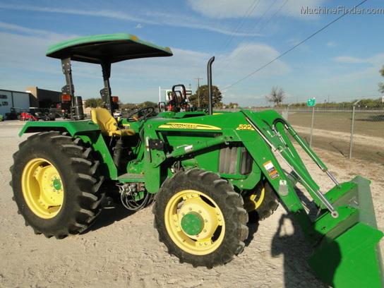 2008 John Deere 5403 Tractors - Utility (40-100hp) - John ...
