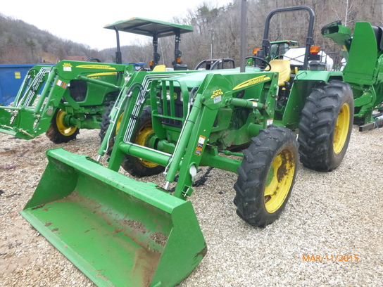 2007 John Deere 5403 Tractors - Utility (40-100hp) - John ...