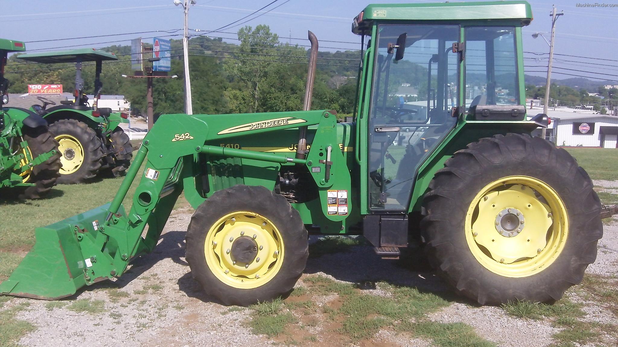 2000 John Deere 5410 Tractors - Utility (40-100hp) - John ...