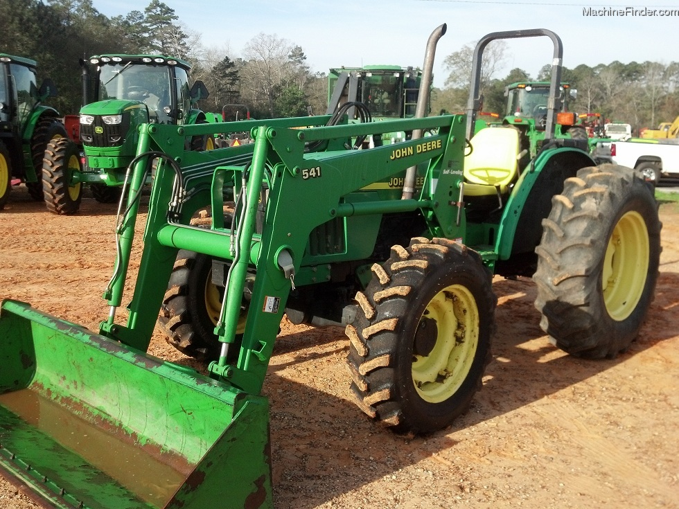 1998 John Deere 5410 Tractors - Utility (40-100hp) - John ...