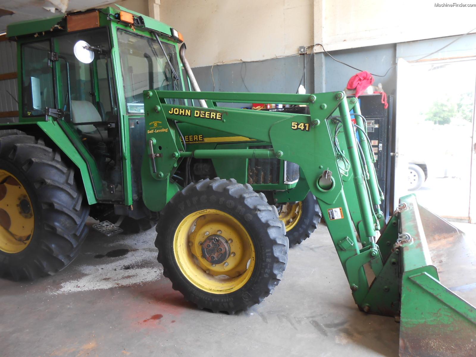 2001 John Deere 5410 Tractors - Utility (40-100hp) - John ...
