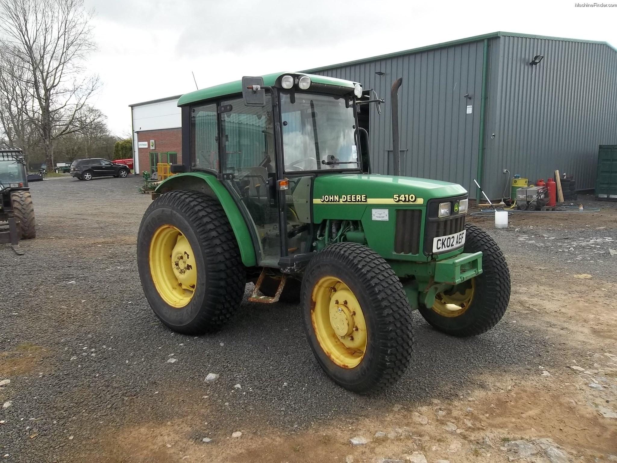 2002 John Deere 5410 Tractors - Utility (40-100hp) - John ...