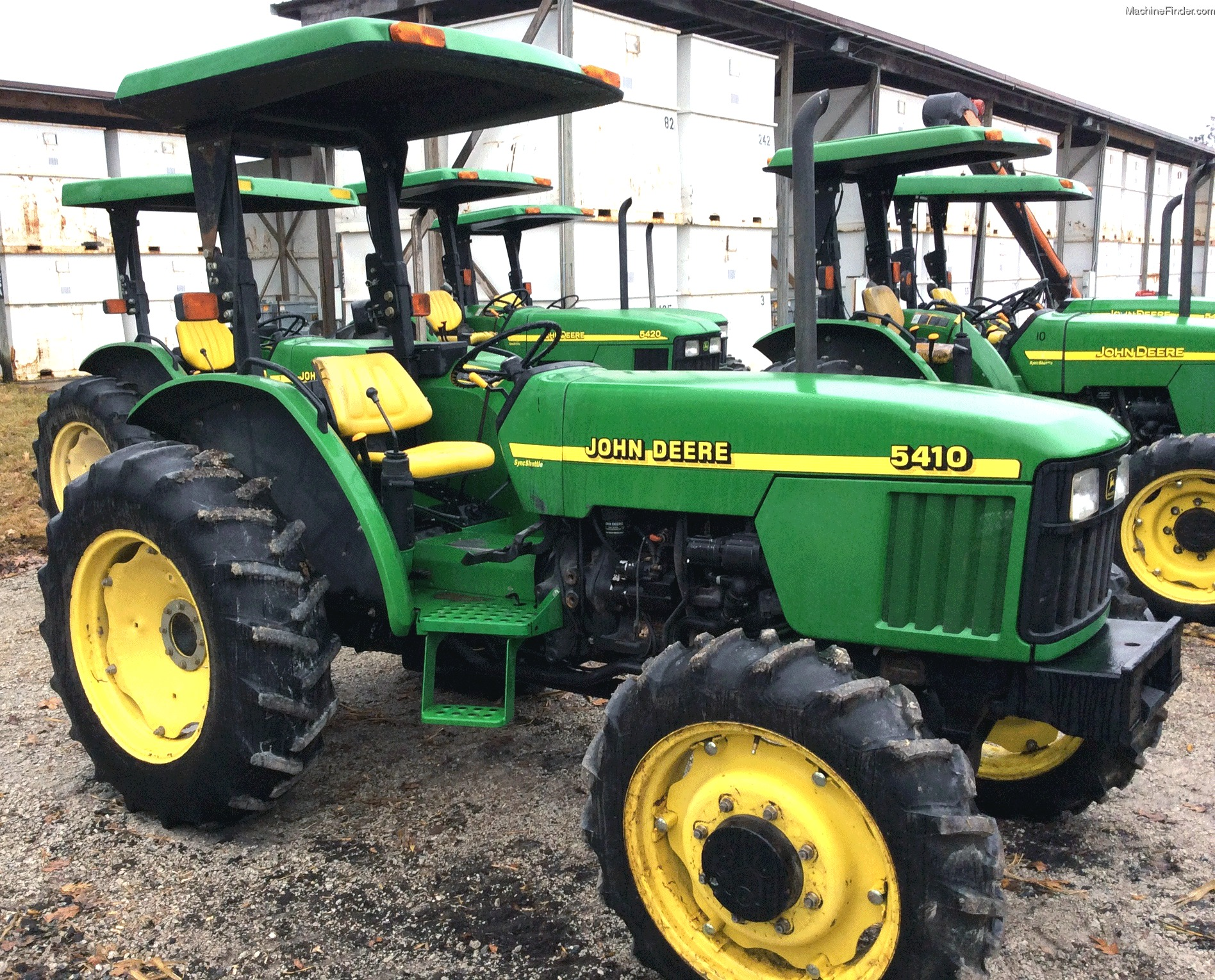1999 John Deere 5410 Tractors - Utility (40-100hp) - John ...