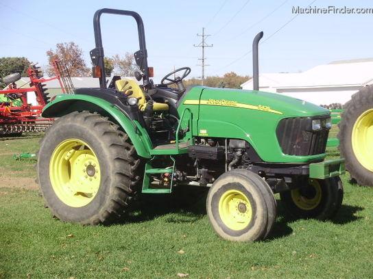 John Deere 5425 Tractors - Utility (40-100hp) - John Deere ...