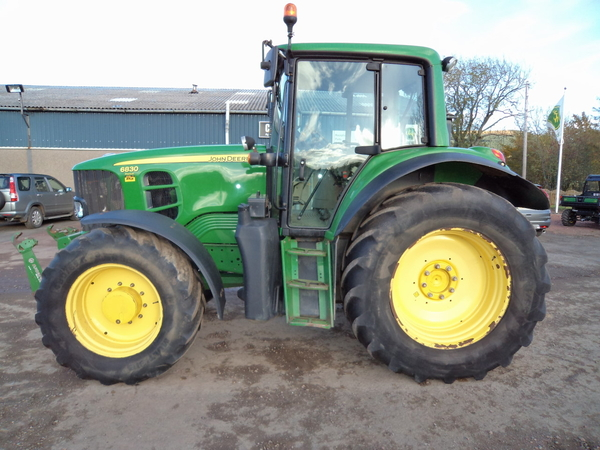John Deere 6830 / TRACTORS 60-350HP / Used Equipment / DKR ...