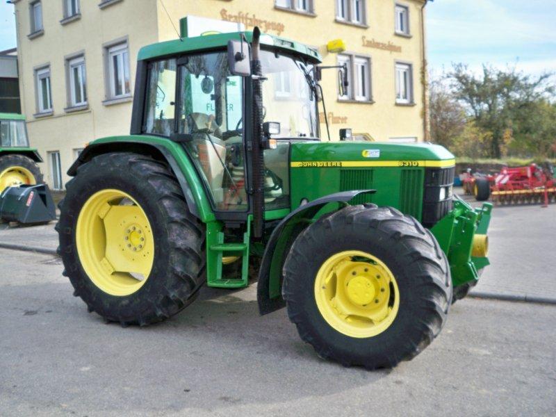 Tractor John Deere 6310 PREMIUM - technikboerse.com