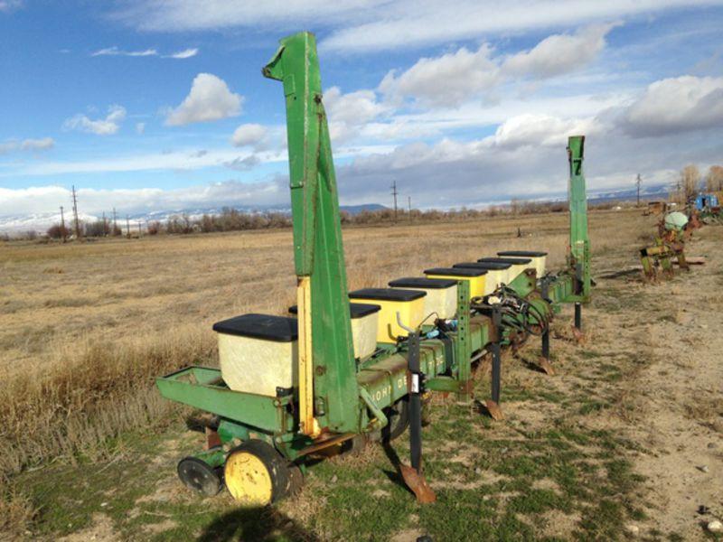 John Deere 7100 Planters/Row Units for Sale | Fastline