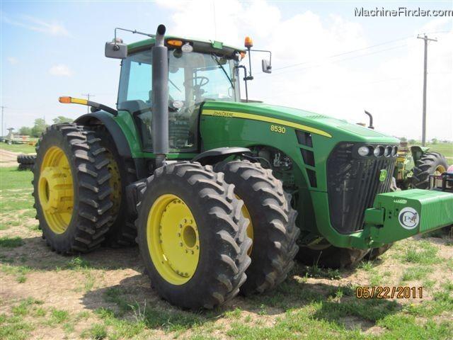 Used Row Crop Tractors - John Deere MachineFinder