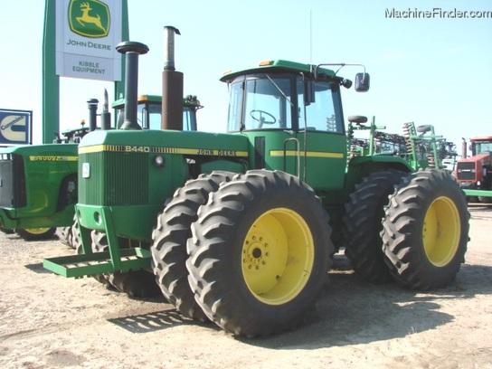 1979 John Deere 8440 Tractors - Articulated 4WD - John ...
