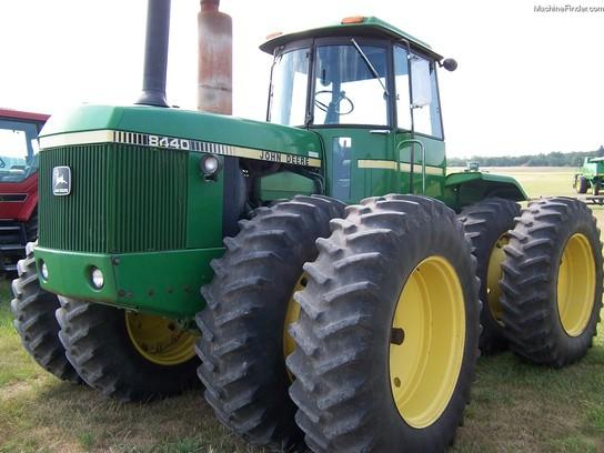 1981 John Deere 8440 Tractors - Articulated 4WD - John ...