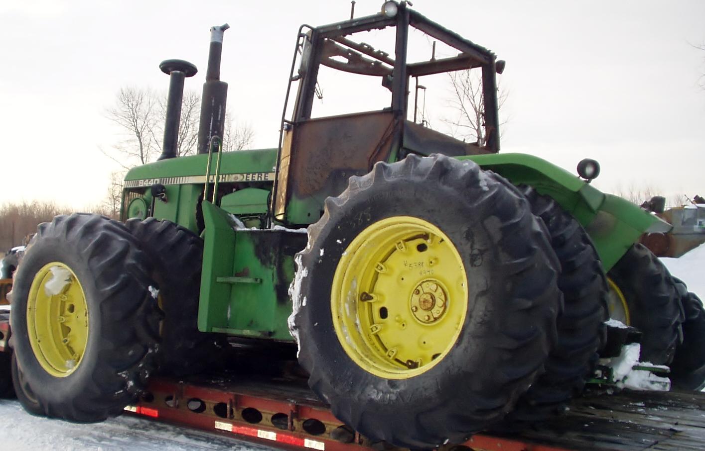 8440 John Deere Tractor