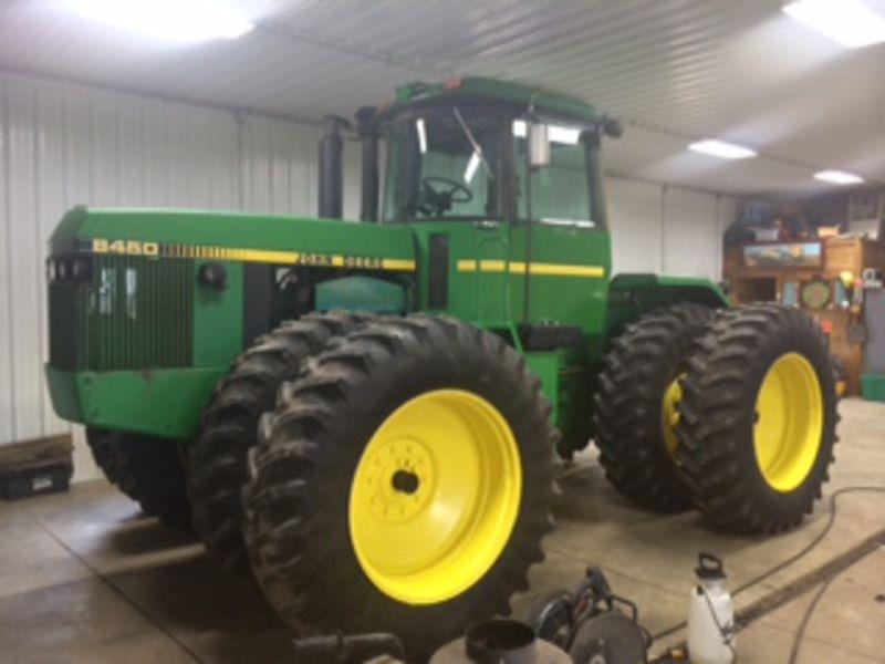 John Deere 8450 Tractors for Sale | Fastline