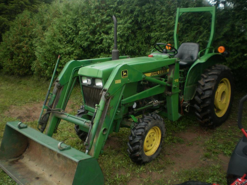 John Deere 850 Tractor Parts Diagram, John, Free Engine ...
