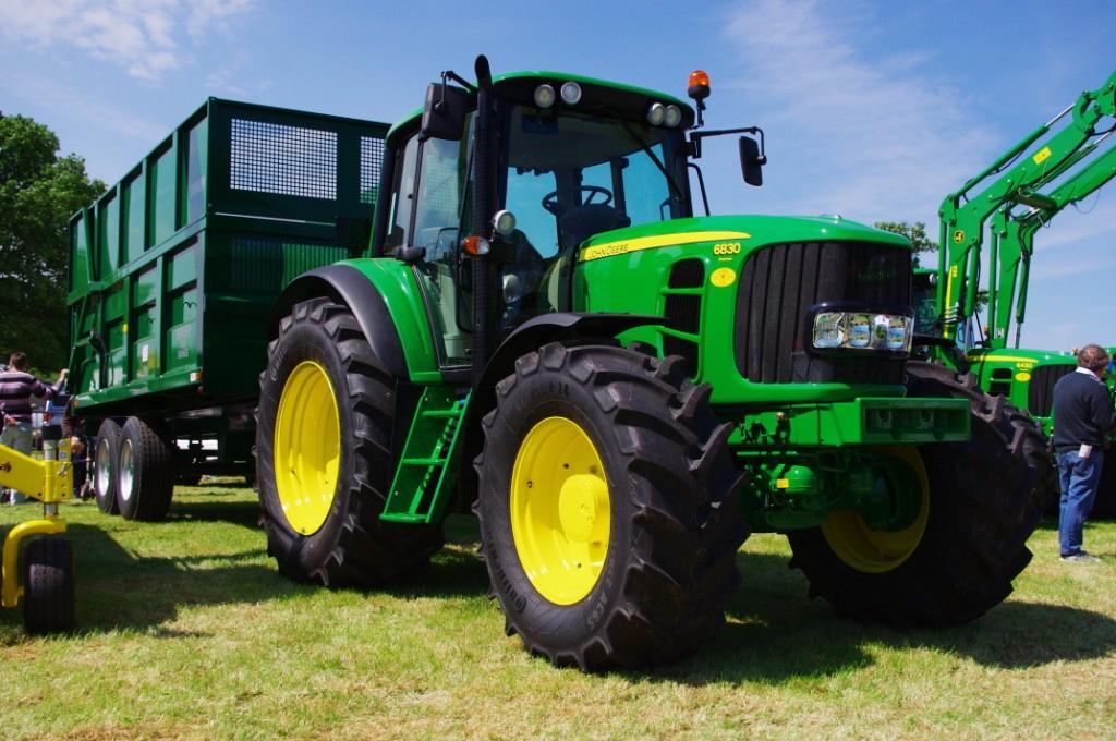 JOHN DEERE 6930 PREMIUM TRACTOR LS15 - Farming Simulator ...