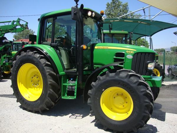 John Deere 6430 PREMIUM for sale - Year: 2007 | Used John ...