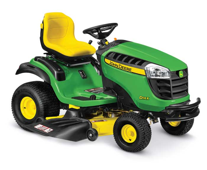 John Deere Recalls Riding Lawn Tractors Due to Crash ...