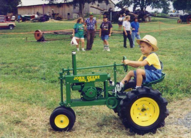 John Deere Garden Tractor | More John Deere Tractors: More