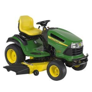 John Deere LA/150 26HP Lawn Tractor with 54 In. Deck