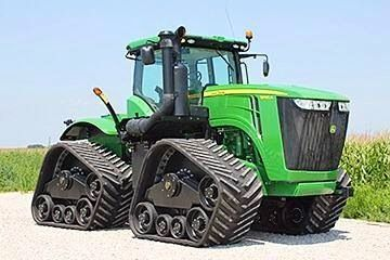 John Deere Quad Track | John Deere equipment | Pinterest