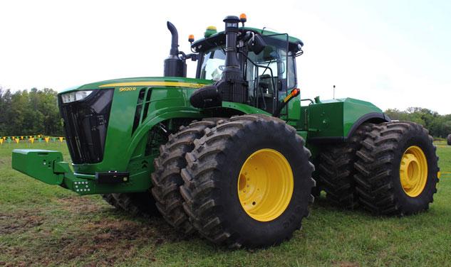 Gallery For > John Deere Tractors 9000 Series