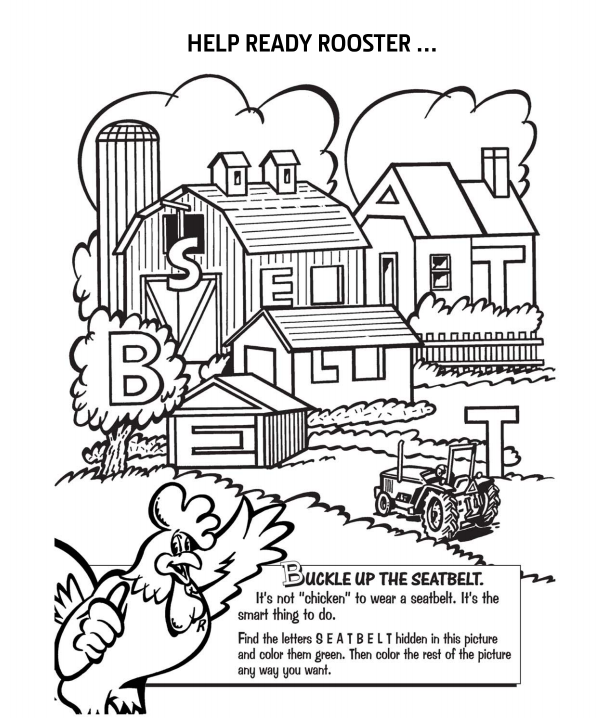 Teaching the Little Ones Farming Basics with John Deere Coloring Pages