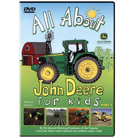 All About John Deere For Kids