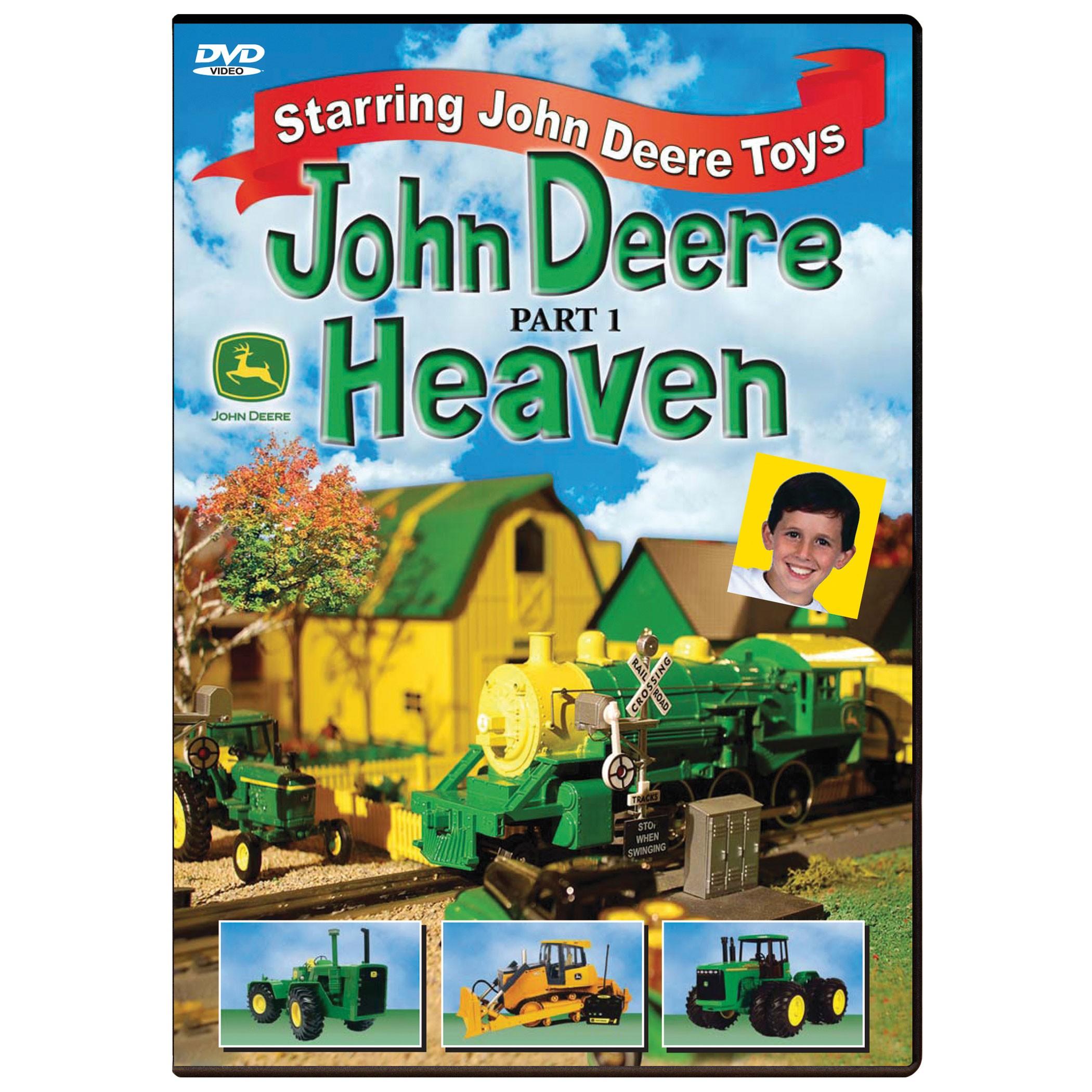 John Deere Heaven DVD Part 1 | QC Supply
