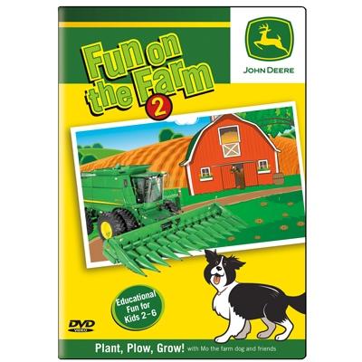 John Deere Fun on the Farm DVD Part 2 - LP36678