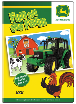 John Deere Fun on the Farm Part 1-www.tmbv.com