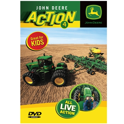 John Deere Action DVD Part 4 LP47818
